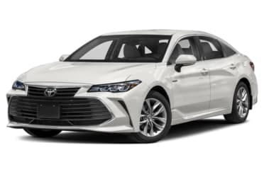 2021 Avalon Hybrid XLE