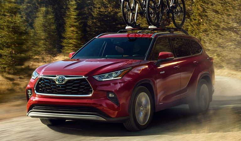 New 2021 Toyota Highlander Columbia South Carolina