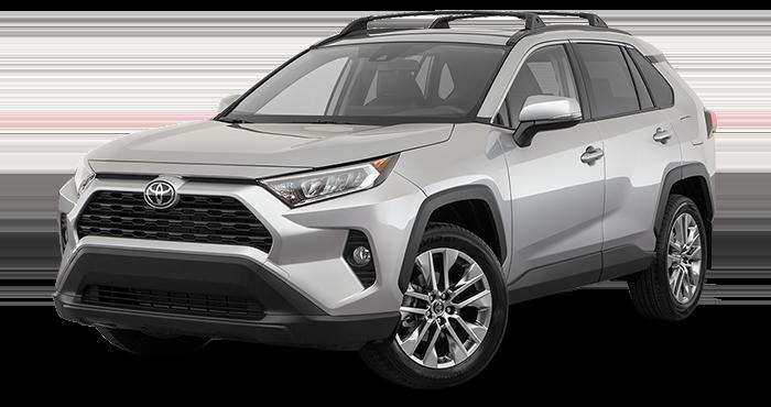 New 2021 RAV4 Dick Dyer Toyota