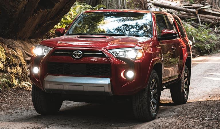 New 2021 Toyota 4Runner Columbia SC