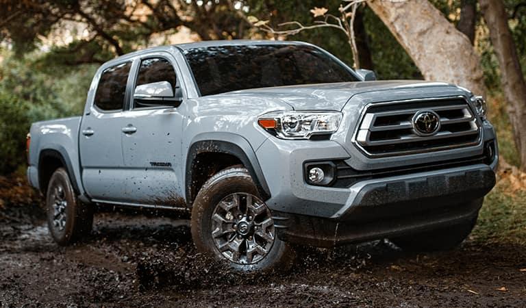 New 2021 Toyota Tacoma Columbia SC