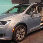 2017 Chrysler Pacifica Hybrid | Eastgate Chrysler Jeep Dodge Ram Indianapolis, IN