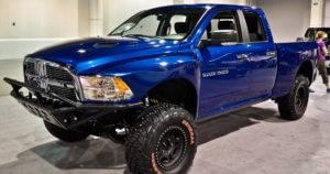 Blue Ram 1500 | Easgate Chrysler Jeep Dodge Ram Indianapolis, IN