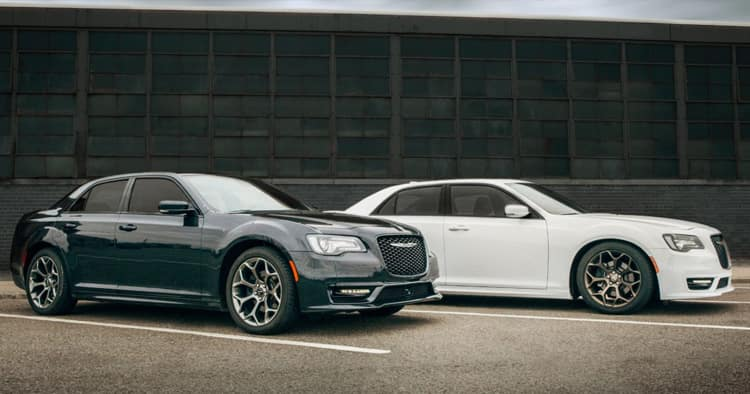 2018 Chrysler 300 Models in Indianapolis, IN