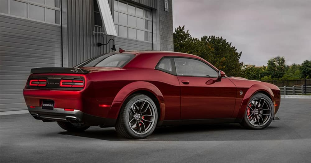 2018 Dodge Challenger Dodge Dealer Indianapolis In Eastgate