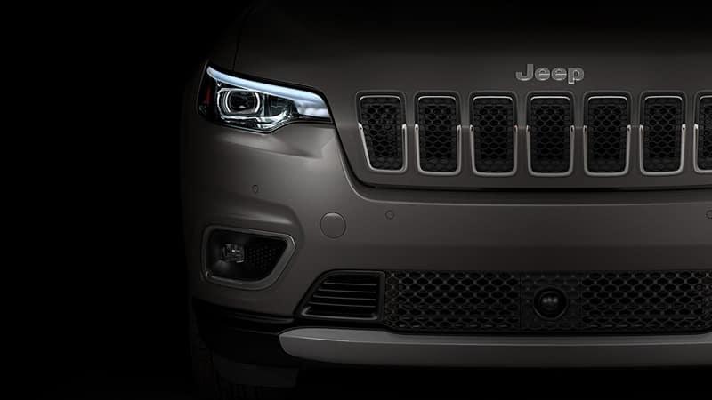 2019 Jeep Cherokee Grill
