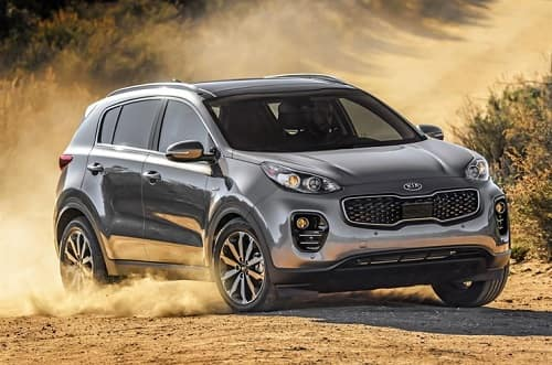 Kia Lease Specials in Nampa