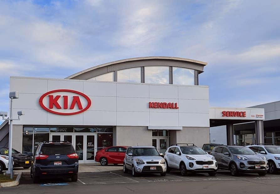 Used Car Dealership and New Kia Dealership in Nampa, ID