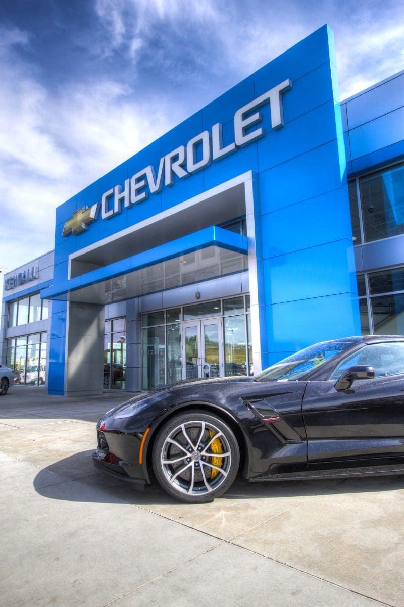 Kendall at the Idaho Center Auto Mall