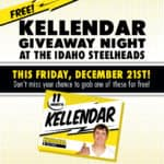 Kellendar Giveaway Night