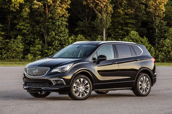 New Buick Cars