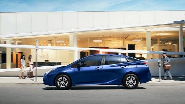 Used Hybrid & Electric Cars