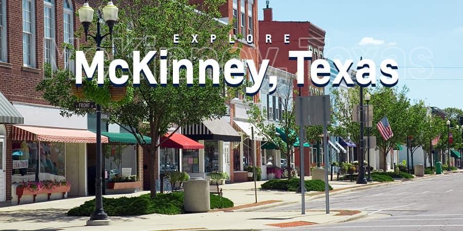 Explore McKinney, Texas - El Dorado Chevrolet