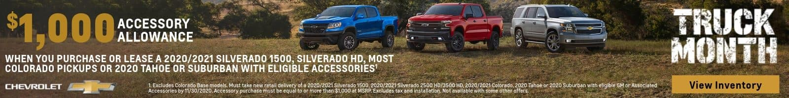 truck month vrp desktop
