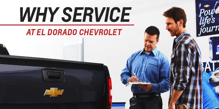 Why Service at El Dorado Chevrolet in McKinney, Texas