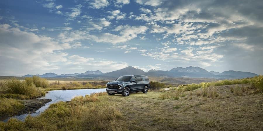 2021 Chevrolet Suburban - El Dorado Chevrolet in McKinney, Texas