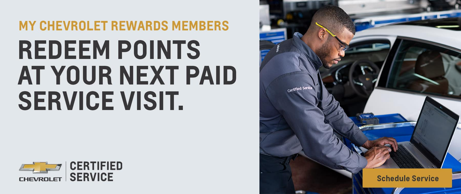 Chevrolet Service Rewards - El Dorado Chevrolet in McKinney, Texas