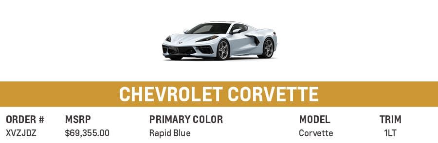 Chevrolet Corvette | El Dorado Chevrolet in McKinney, Texas