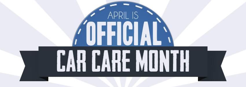 April Is National Car Care Month Expressway Toyota