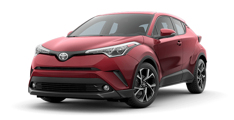 Toyota C-HR at Expressway Toyota of Boston