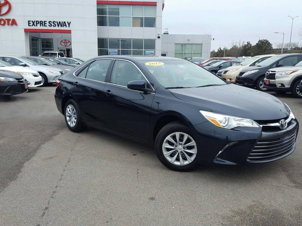 Certified 2015 Toyota Camry LE