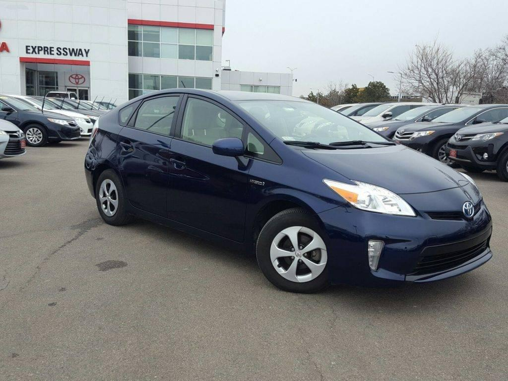 Certified  2013 Toyota Prius Four with Navigation