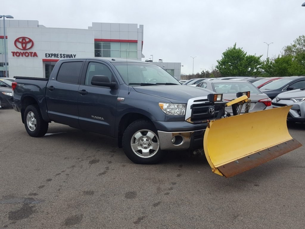 Certified Pre-Owned 2010 Toyota Tundra 4WD Crewmax