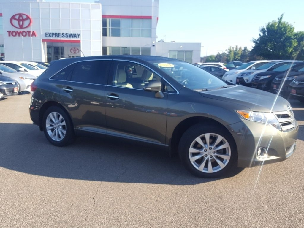 Certified Pre-Owned 2014 Toyota Venza XLE AWD