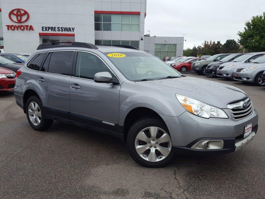 Pre-Owned 2010 Subaru Outback 3.6R Limited AWD