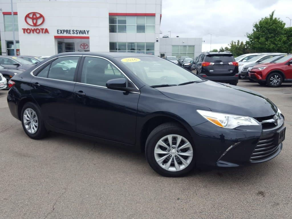 Certified Pre-Owned 2016 Toyota Camry LE FWD