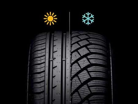 Summer Tires Vs All Season >> Winter Tires Vs All Season Tires Which Should I Have On My