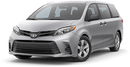 2020 Toyota Sienna LE FWD
