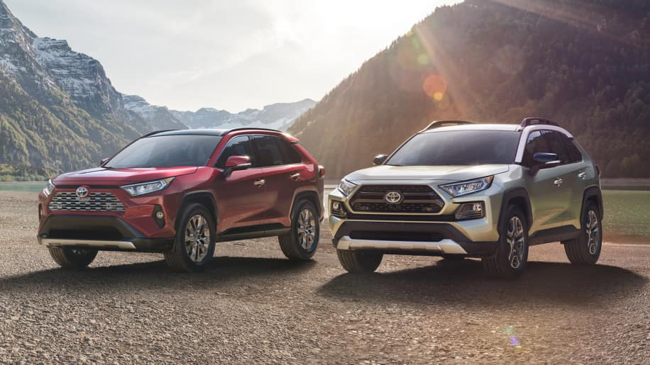 The All New 2019 Toyota Rav4 Will Be Biggest Debut At The New York