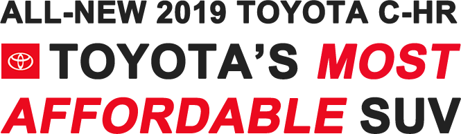 Toyota's Most Affordable SUV