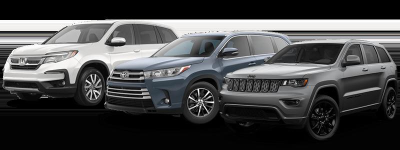 Mid-Size SUVs
