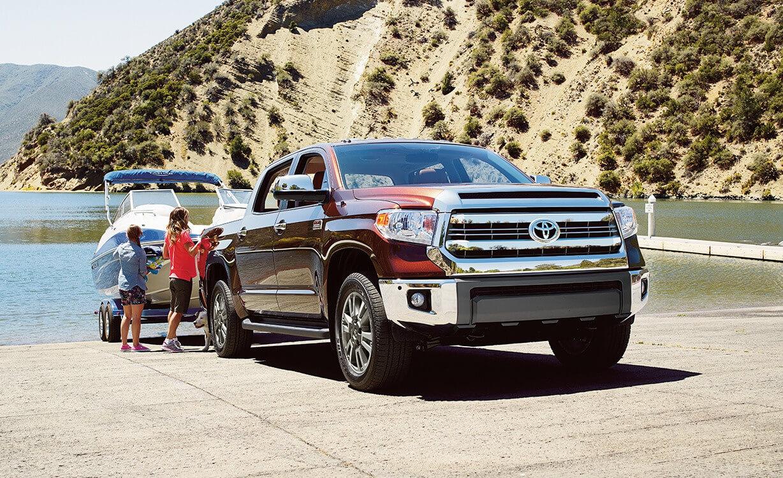 2017 Toyota Tundra Price Points