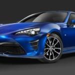 2017 Toyota 86 vehicle