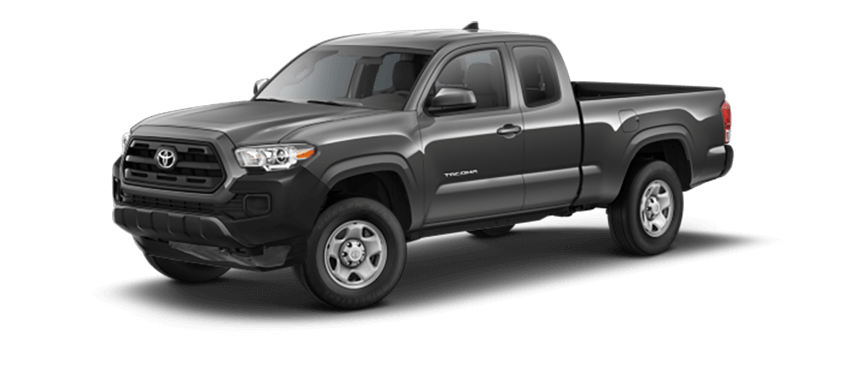 Check Out The 2017 Toyota Tacoma At Findlay Toyota
