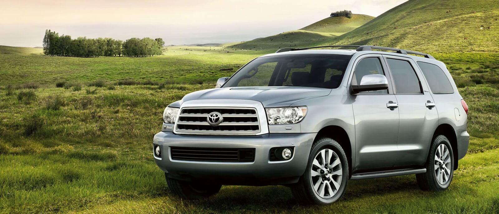 2016-Toyota-Sequoia Silver