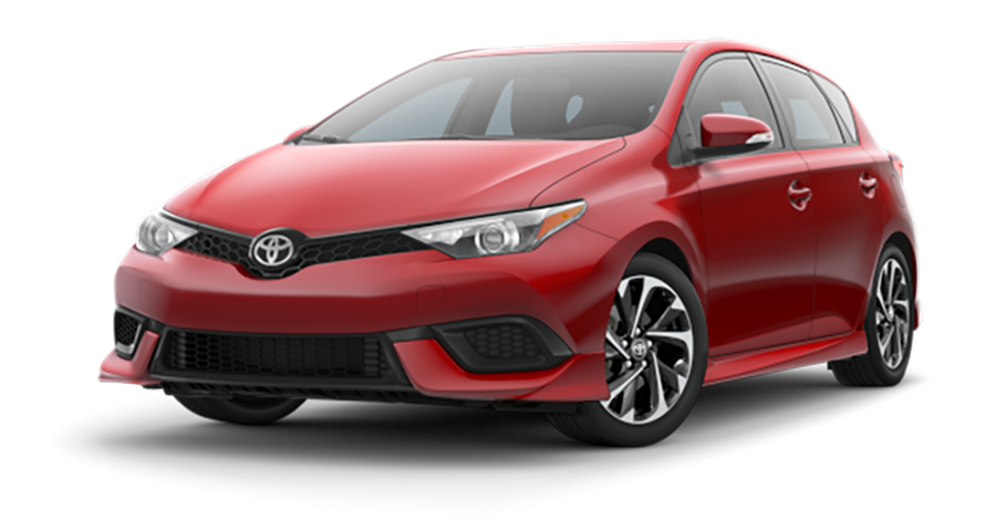 2017 Toyota Corolla Im Hatchback At Findlay Toyota