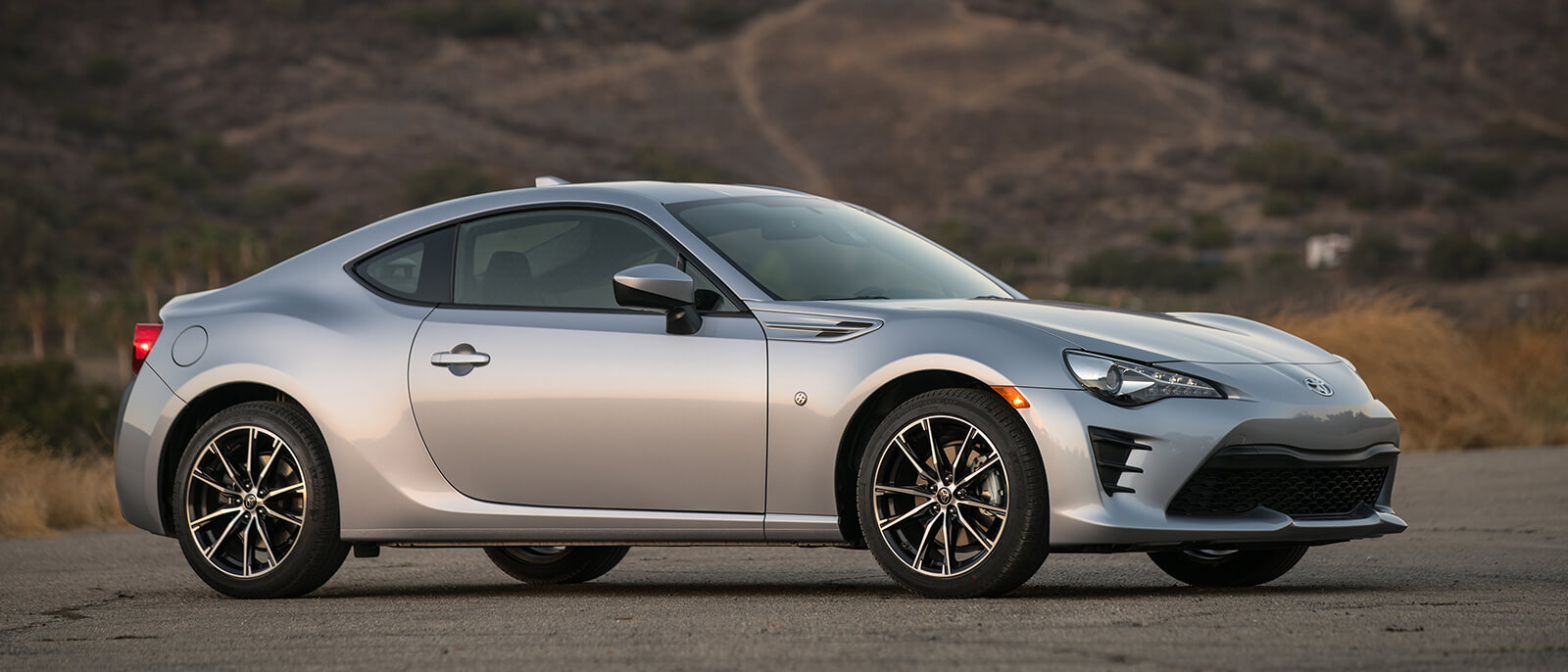 2017 Toyota 86 Side