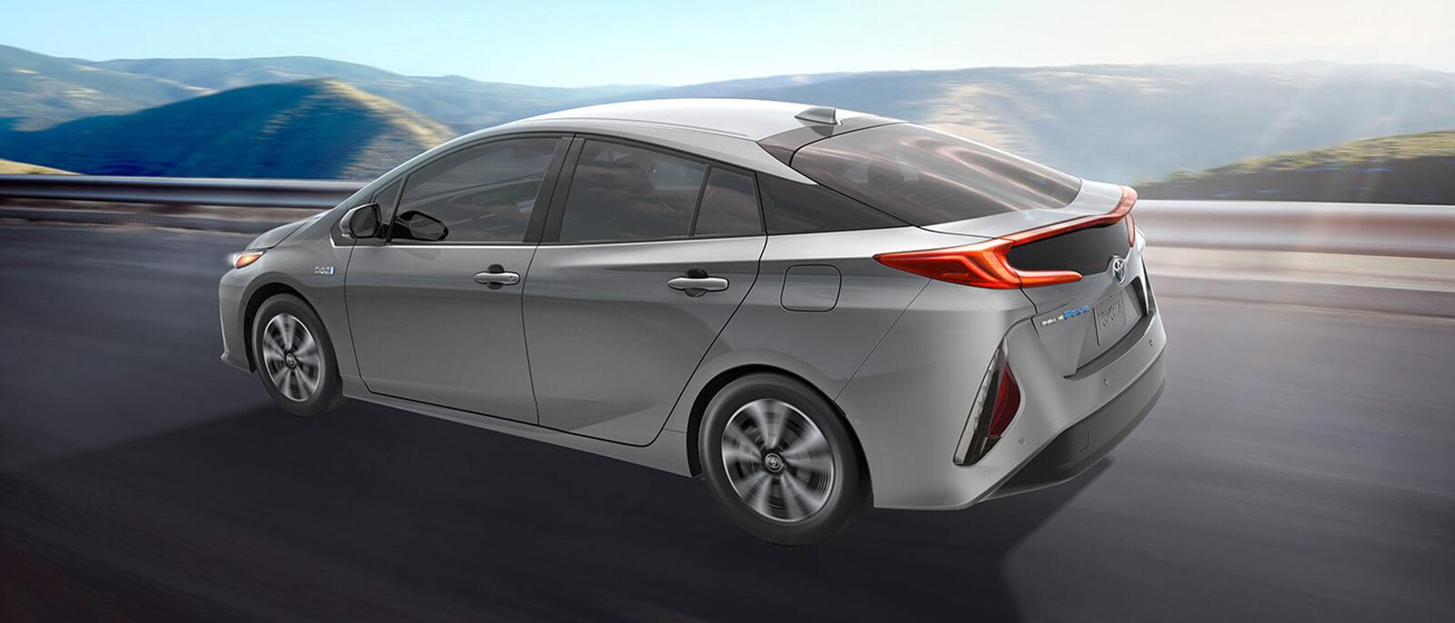 2017 Toyota Prius Prime White