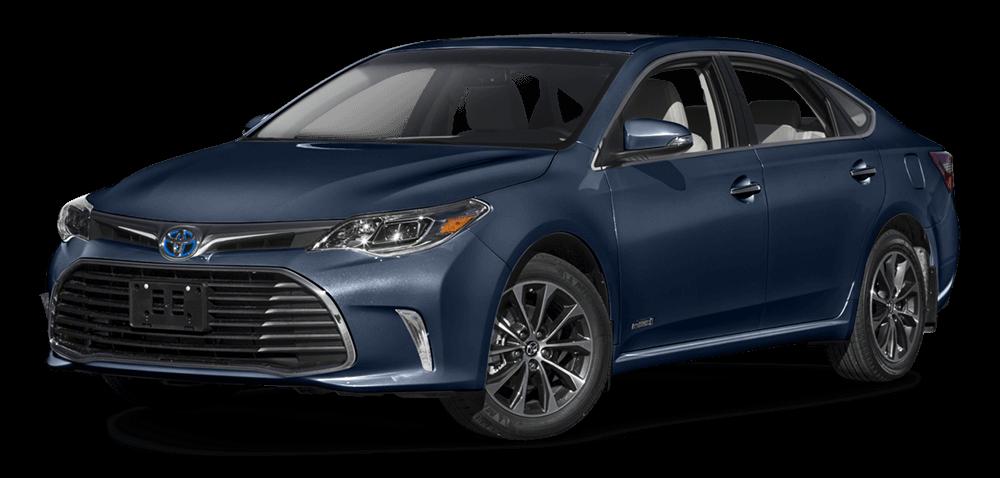 2017 Toyota Avalon Blue