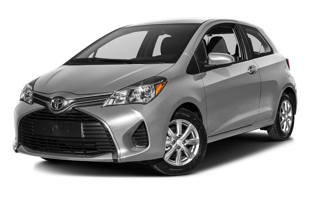 explore the 2017 toyota yaris hatchback at findlay toyota. Black Bedroom Furniture Sets. Home Design Ideas