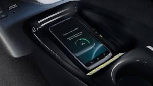 2017 Toyota Prius Cellphone