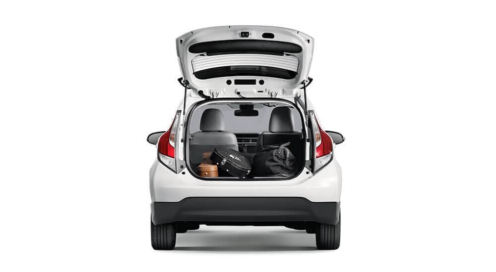 2017 Toyota Prius c hatch