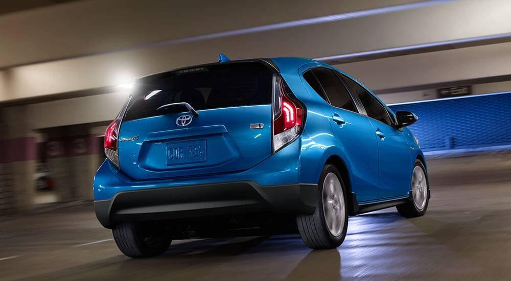 2017 Toyota Prius c reviews