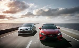2018 Toyota Camry Pair