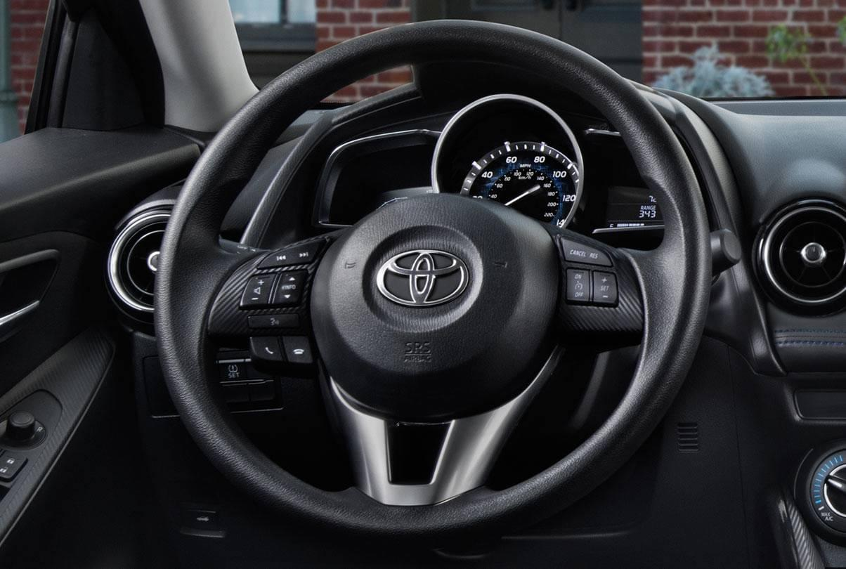 2017 Toyota Yaris iA Steering Wheel