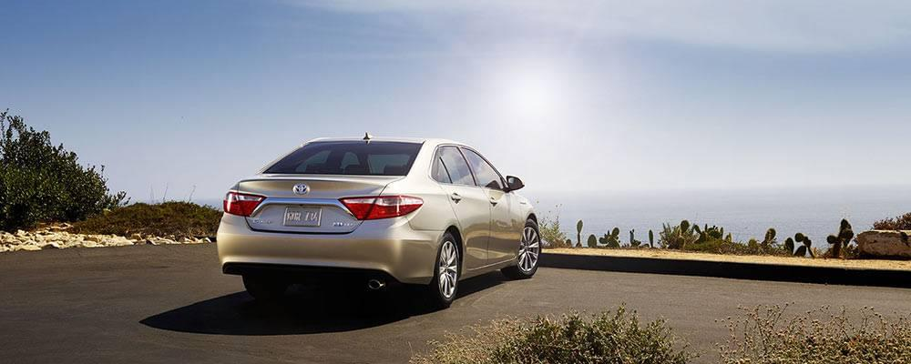 Toyota Camry Built In USA
